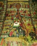 Фреска «Страшный Суд». XVII век. Кафедральный Собор Святого Иоанна Богослова в Никосии.