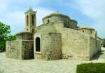 Пятикупольная церковь Святой Параскевы в Иероскипу близ Пафоса. 843 год.