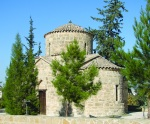 Крестово-купольная церковь Святого Георгия в Дали. XII век.
