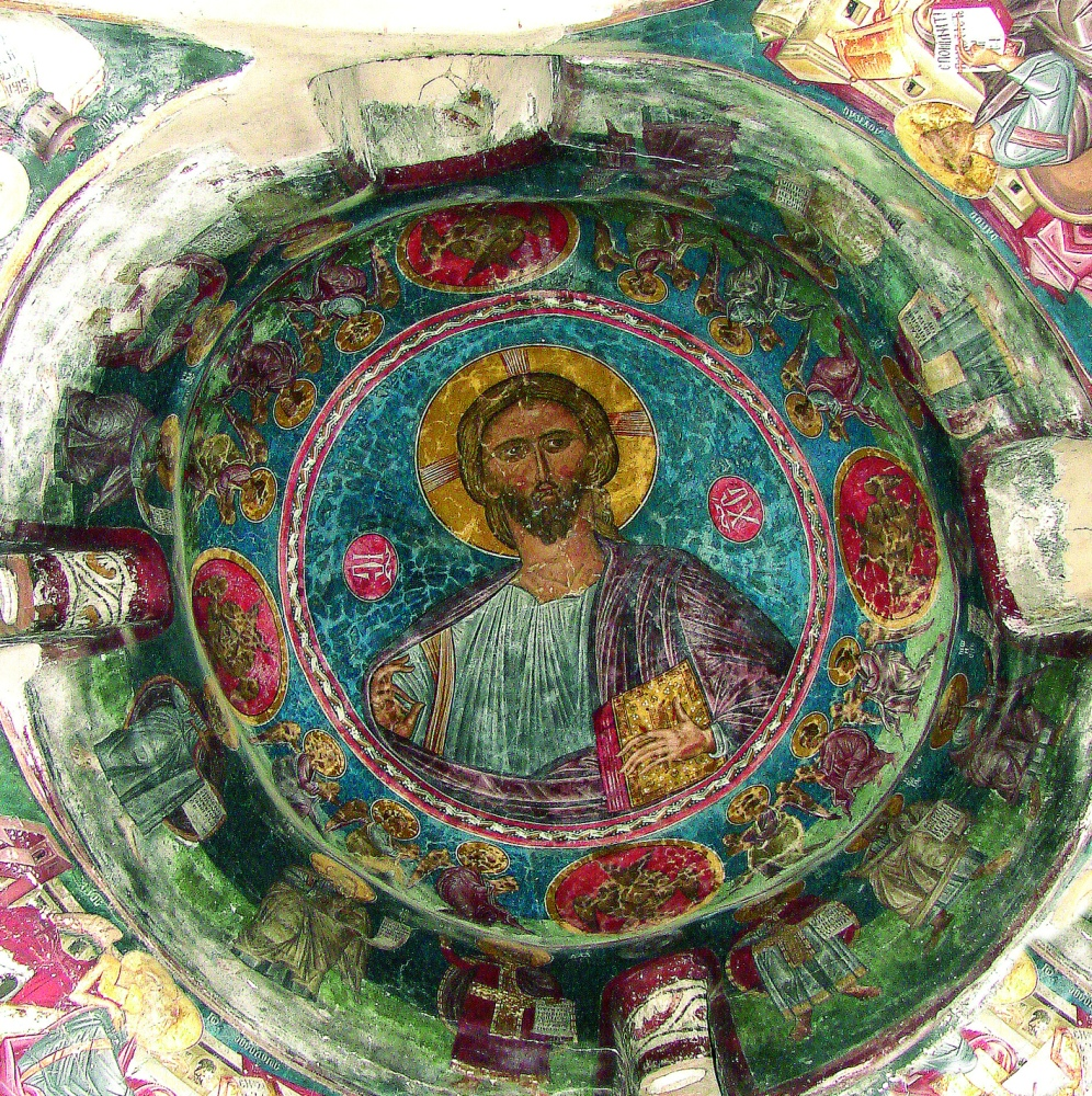 Кипр. Таинственный мир фресок, Никосия: «Yianel», 2010 – 164 с. (5/6)