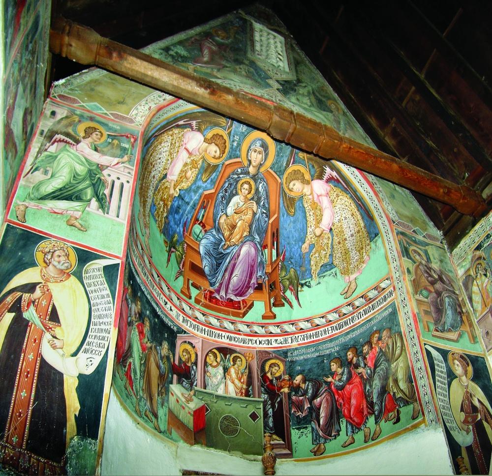 Кипр. Таинственный мир фресок, Никосия: «Yianel», 2010 – 164 с. (6/6)
