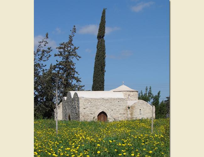 Древние церкви Кипра, Никосия: «Yianel», 2008 - 164 с. (2/6)