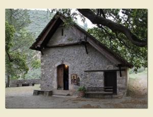 Церковь Пресвятой Богородицы Теоскепастос в Калопанайотисе