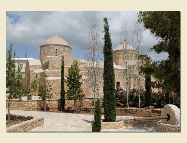 Древние церкви Кипра, Никосия: «Yianel», 2008 - 164 с. (5/6)