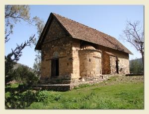 Церковь Пресвятой Богородицы Форвиотиссы (Асину) в Никитари