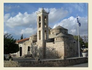 Церковь Святой Параскевы в Иероскипу