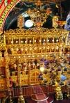 Иконостас Соборного храма Киккского монастыря. Середина XVIII века.