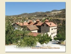 Монастырь Пресвятой Богородицы Амасгу в Монагри
