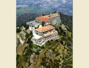 Монастырь Ставровуни
