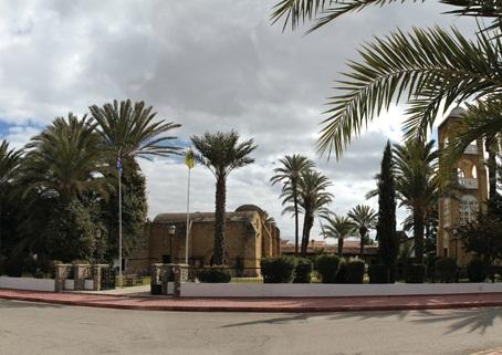 «Святые монастыри Кипра». Никосия: «Yianel», 2013 – 196 с. (4/6)