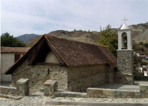 Церковь Преображения Господня в Палехори, XVI в.