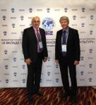 Кипрская делегация – Ю. Пьяных и Б. Победимский