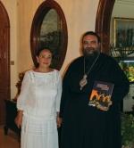 Встреча с Митрополитом Тамасоским и Оринийским