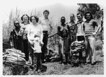 Эфиопия. Поездка кубинских и русских врачей-специалистов в дальние провинции
