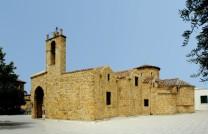 Византийский храм Богородицы Хрисолиниотиссы в Никосии, V в.