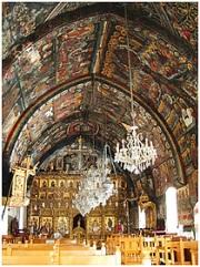Интерьер Кафедрального собора Святого Иоанна Богослова. Никосия. 1661.