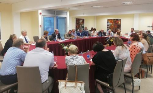 Заседание Координационного совета российских соотечественников Кипра