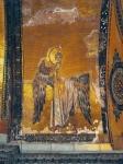 Архангел Гавриил. Южный свод бемы. 867 г. Святая София Константинопольская