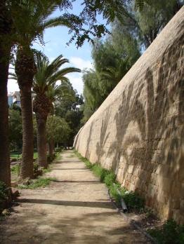 Венецианские стены Никосии