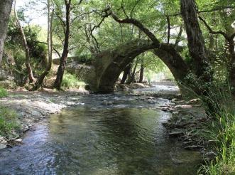 Венецианский мостик Келефос