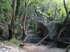 Венецианский мостик Рудиас