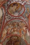 Ветхозаветная Троица. Скальная церковь Чарыклы. XIв