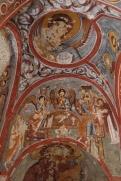 Ветхозаветная Троица. Скальная церковь Чарыклы. XI в