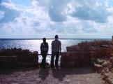 Вид с пафосской крепости
