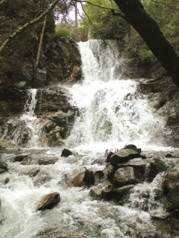 Водопад Месапотамос