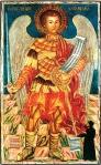 Икона Архангела Михаила. 1782. МихаилКипрский