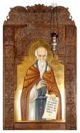 Икона Святого Евтихия, одного из основателей монастыря