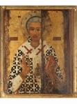 Икона Святого Лазаря, 1734г.