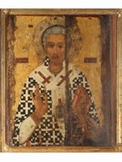 Икона Святого Лазаря, 1734 г.