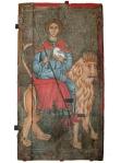 Икона Святого Мамаса, XIIIв.