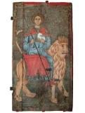 Икона Святого Мамаса, XIII в.