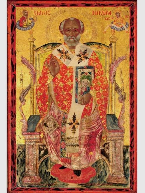 Икона Чудотворца Николая