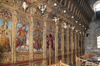 Иконостас Храма Святого Лазаря, 1782 г.