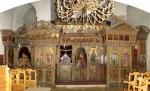 Иконостас храма Пресвятой БогородицыАнгелоктисти