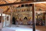 Иконостас храма Пресвятой Богородицы Кафолики, 1500г.