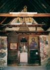 Иконостас храма Пресвятой Богородицы Мутуллас, XIII век.