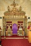 Иконостас храма Пресвятой БогородицыХрисолиниотиссы