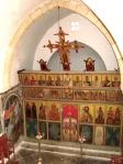 Иконостас храма Святого Георгия Арперы, XVIIIвек.