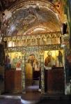 Иконостас храма Святого Николая под крышей, XVIIвек.
