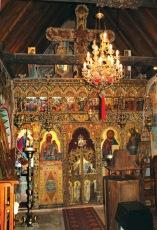 Иконостас храма Святого Николая