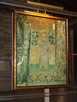 Император Александр. Мозаика. Северная галерея. 912 г