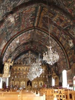 Интерьер собора Святого Иоанна Богослова, 1662 г.