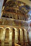 Интерьер церкви Токалы. Xв