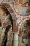 Интерьер церкви Эльмалы, XI – XIIв