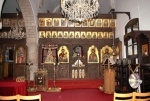Интерьер церкви монастыря АгиаМони