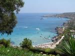 Каво Греко, пляж